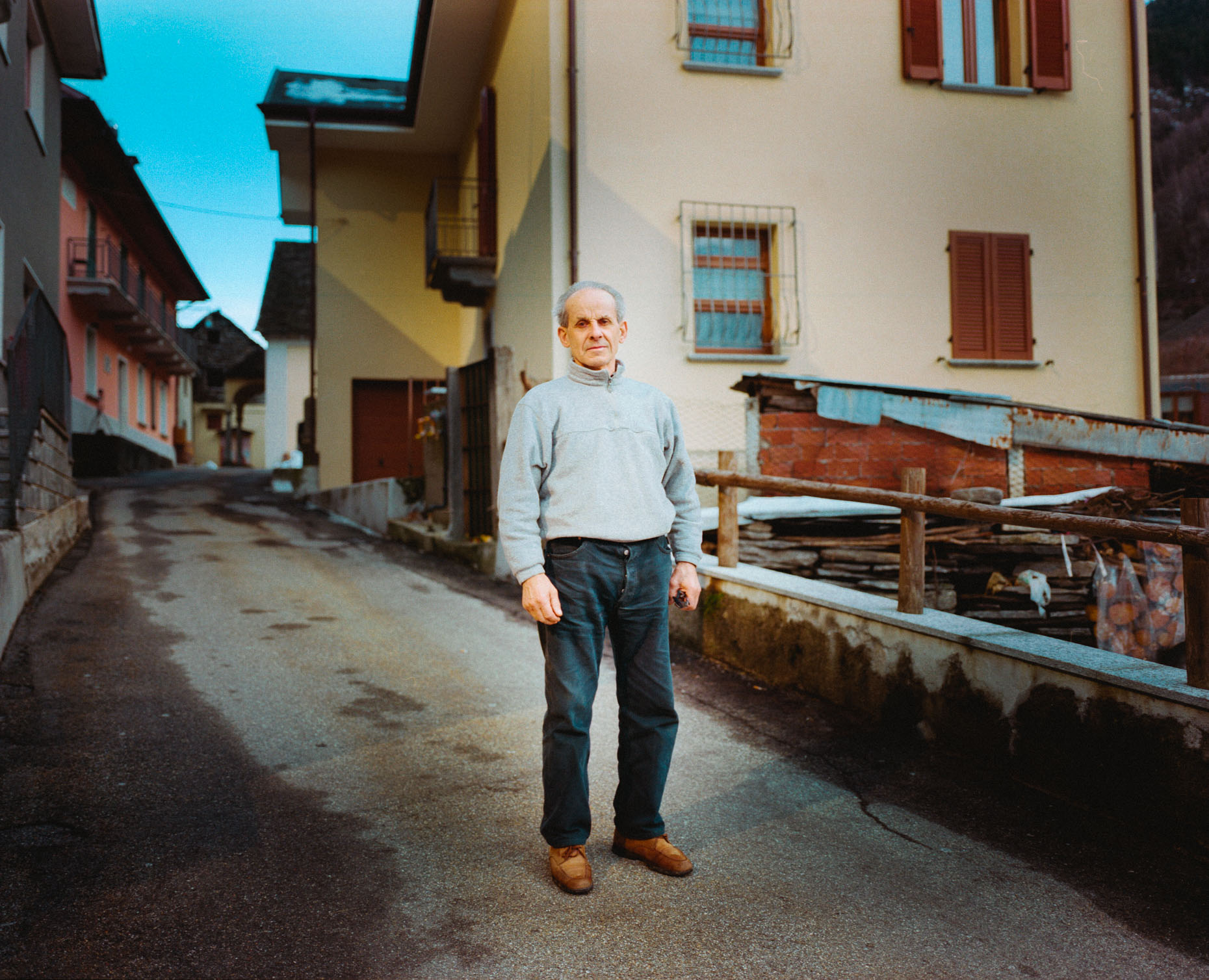 jon pack, photographer | portrait | viganella, italy