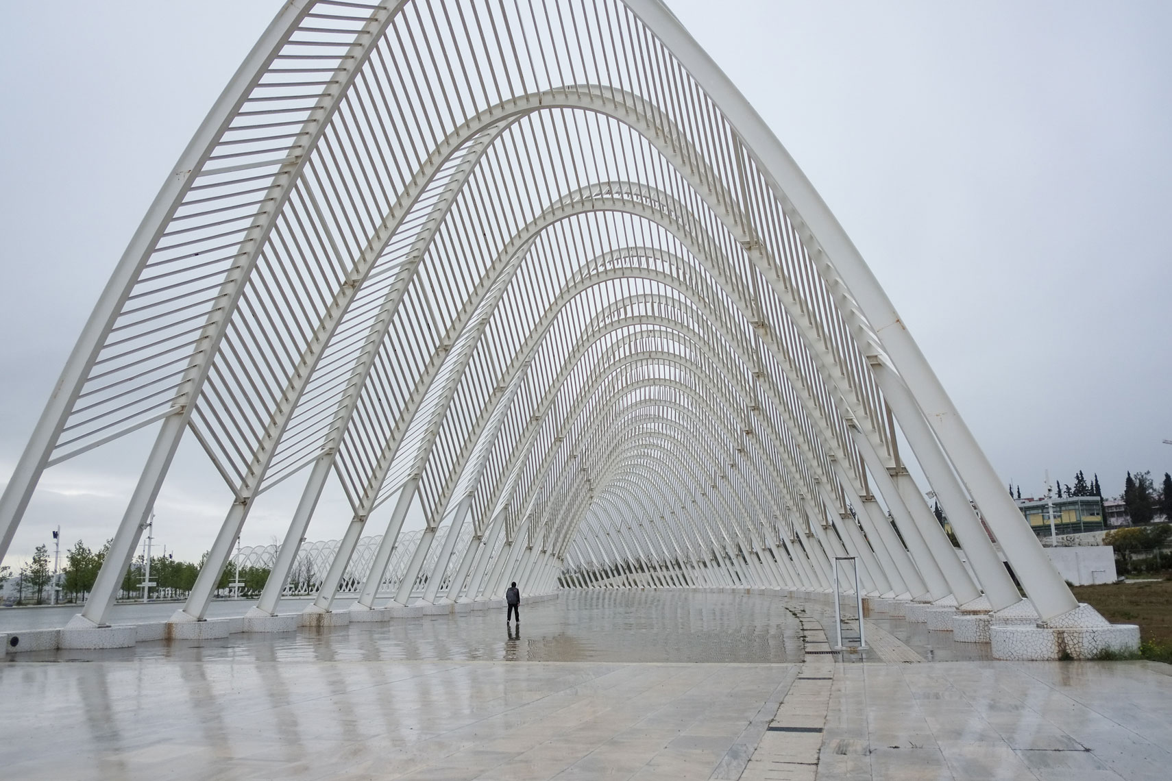 jon pack, photographer | the olympic city | athens, greece | calatrava