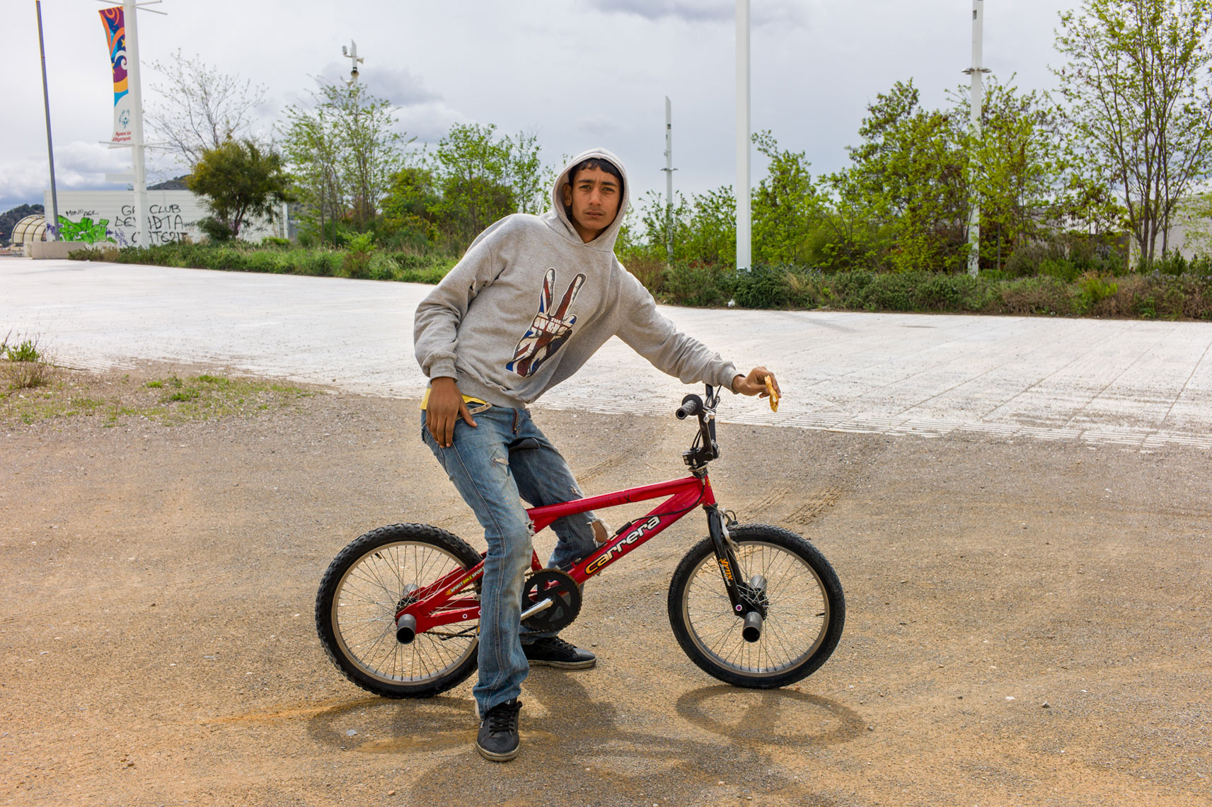 jon pack, photographer | the olympic city | athens, greece | oaka | bicycle teen