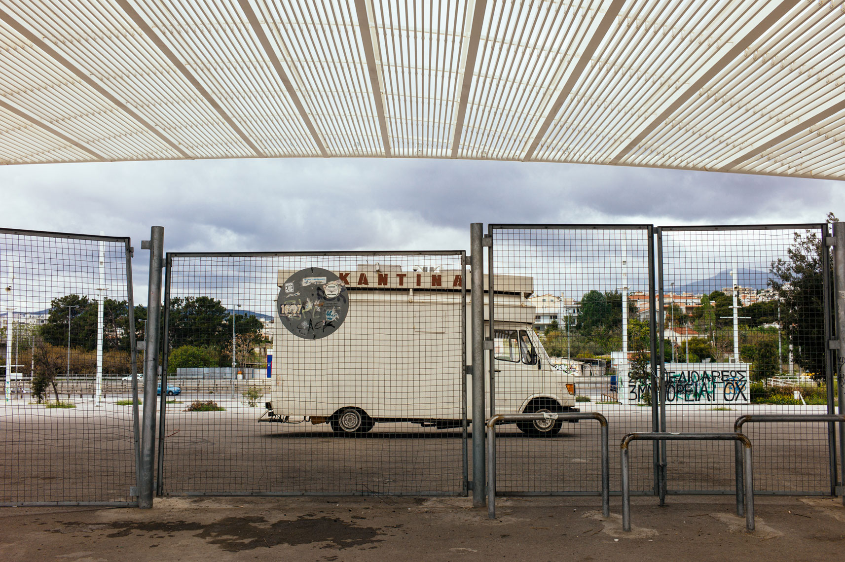 jon pack, photographer | the olympic city | athens, greece | oaka | truck