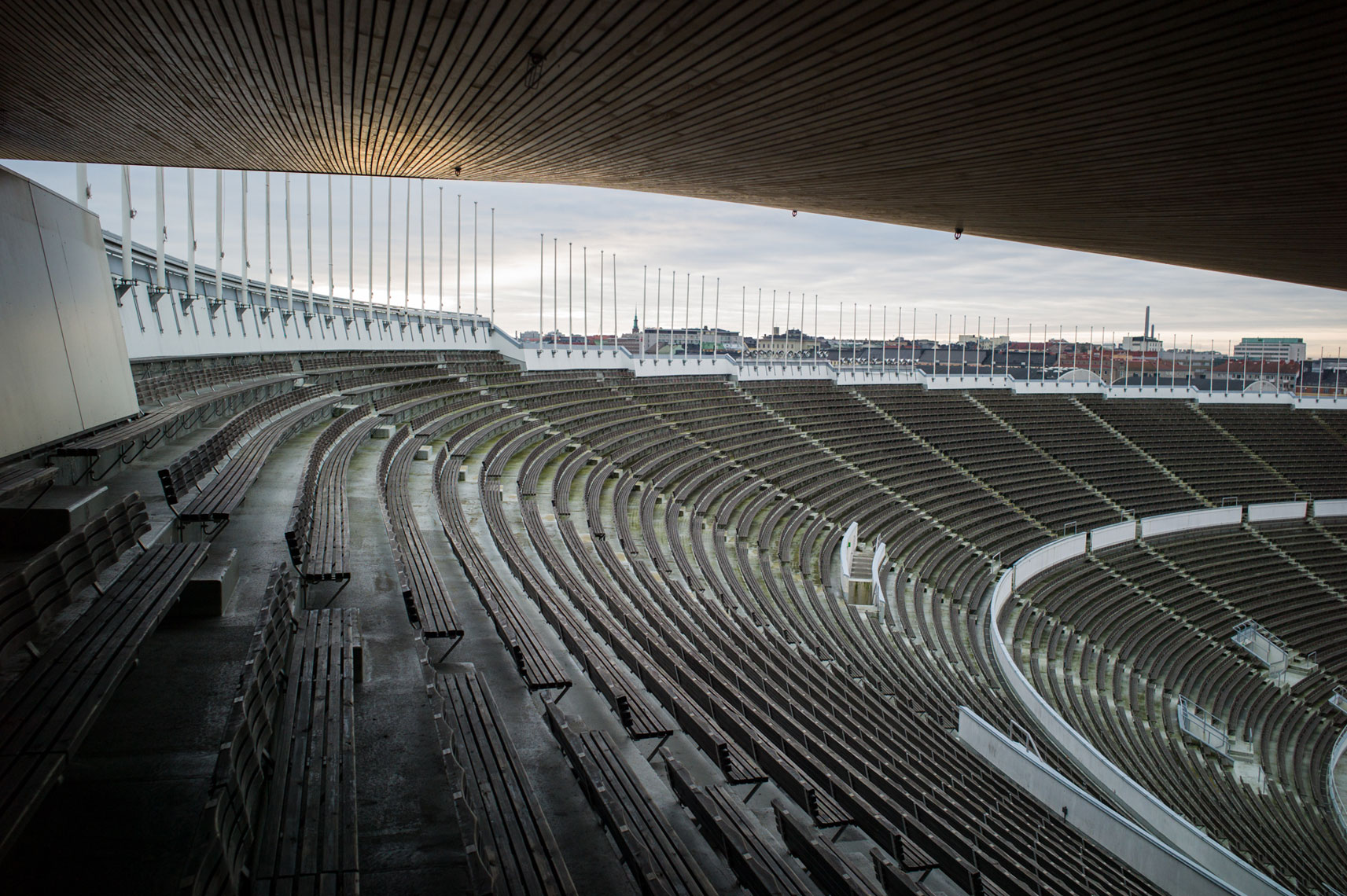 jon pack, photographer | the olympic city | helsinki, finland | stadium