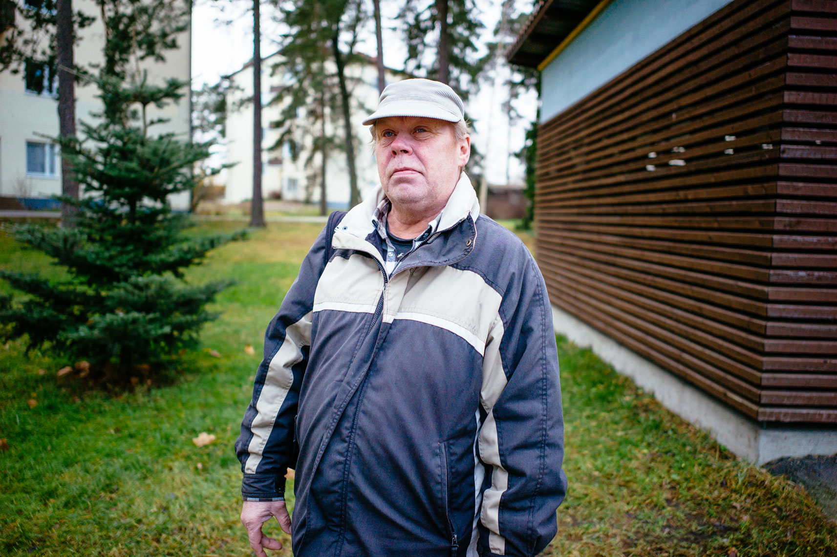 jon pack, photographer | the olympic city | helsinki, finland | portrait | village