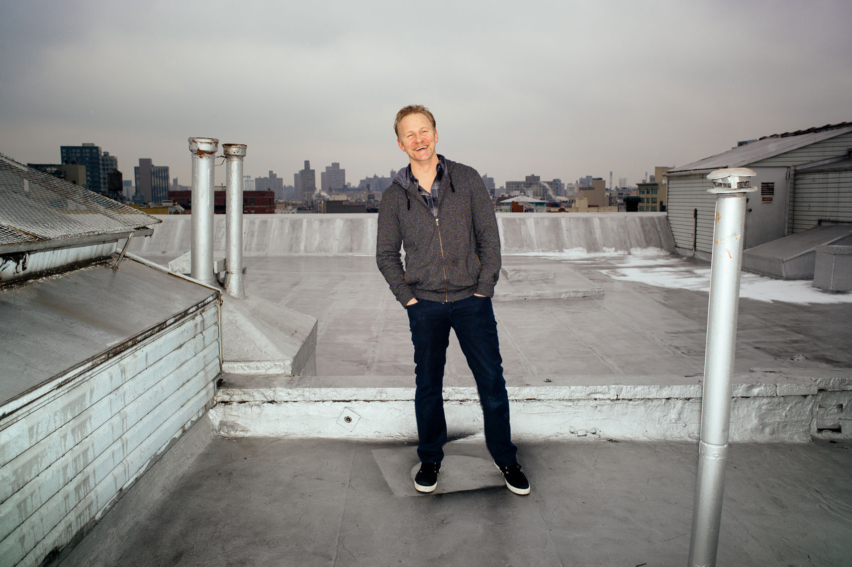 jon pack, photographer | portrait | morgan spurlock | nyc