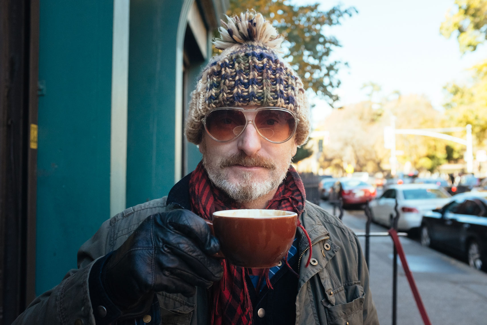 jon pack, photographer | portrait | john king | bittersweet coffee | brooklyn